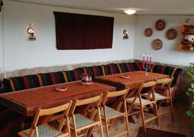 Tavern view