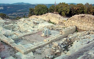 "Archaeological complex ""Perperikon"""