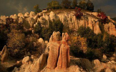 """Скалният феномен """"Каменна сватба"""""""