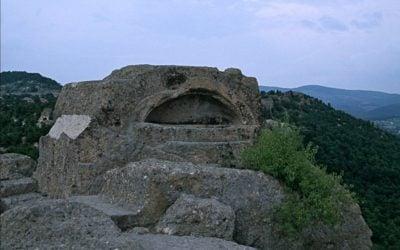 "Archaeological complex ""Tatul"""