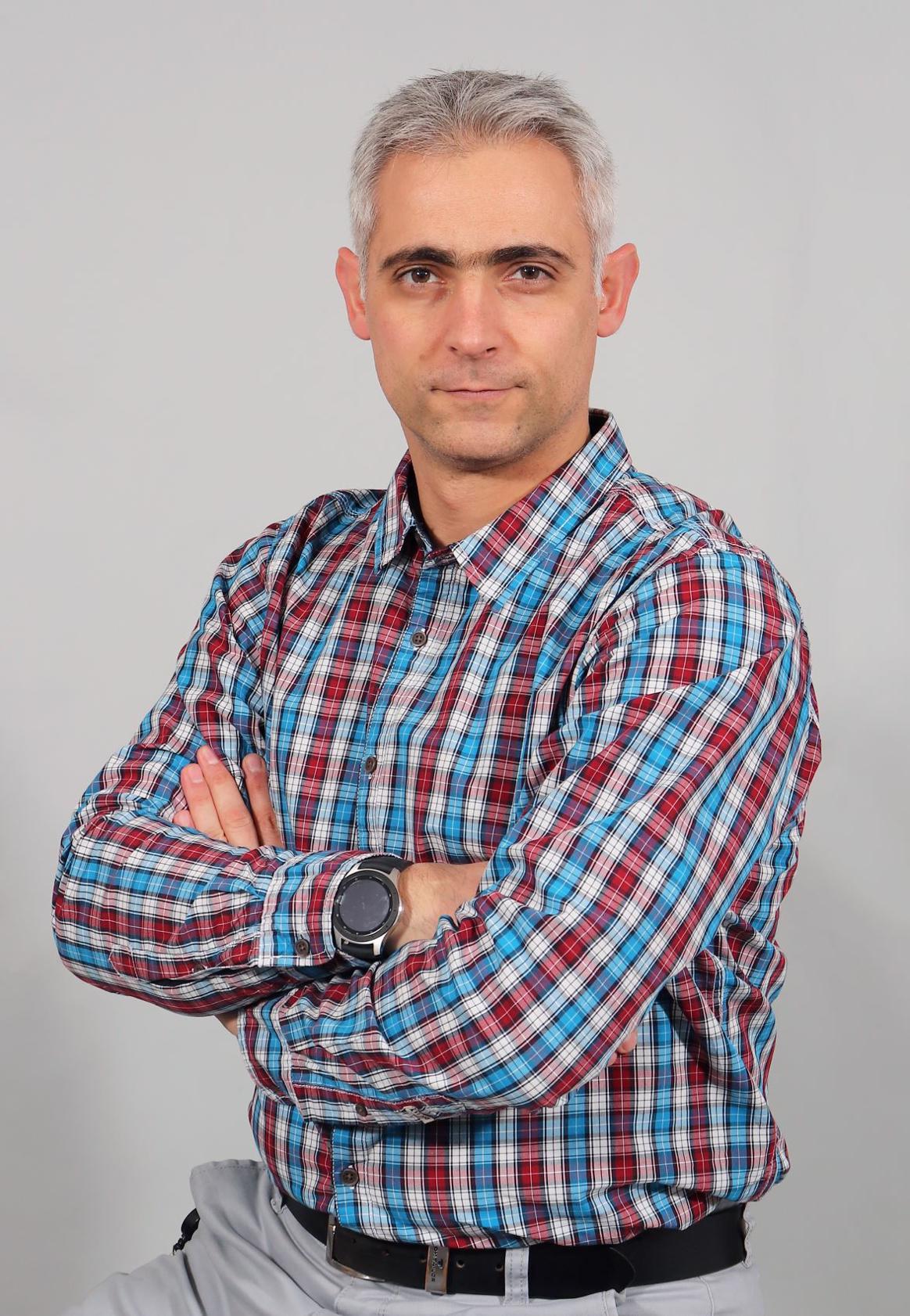 Даниел Башков